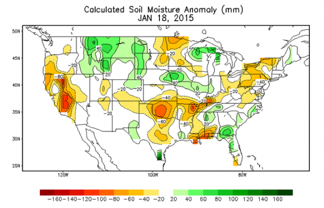us soil moisture map weather channel - 28 images - snowmelt and ...